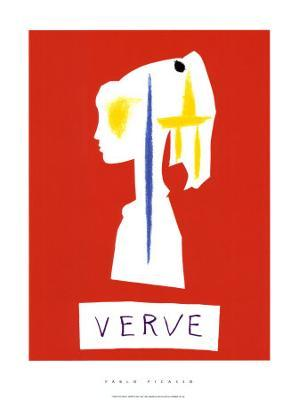 Cover For Verve, c.1954 - Serigraph