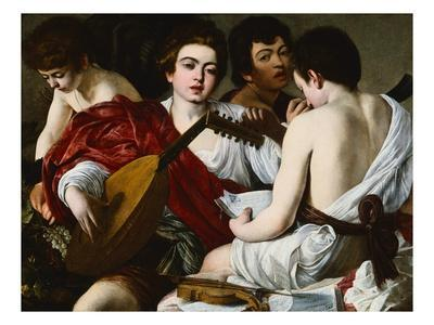 Allegory of Music - Giclee Print