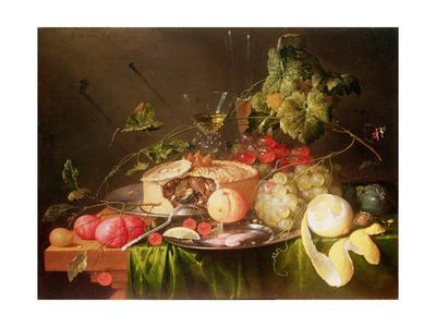 Still Life of Fruit - Giclee Print