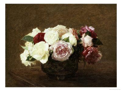 Roses - Art Print