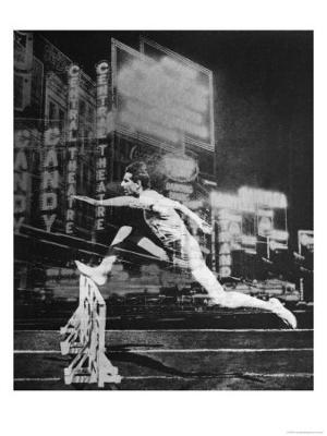Photogram, Superimposition, 1930 - Giclee Print