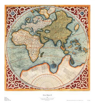 Terra Major II - Art Print