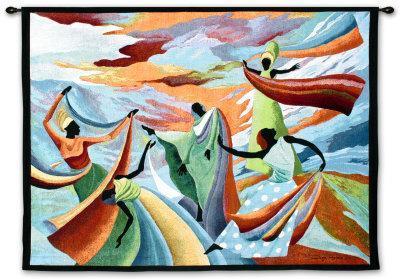 Skydancer - Wall Tapestry