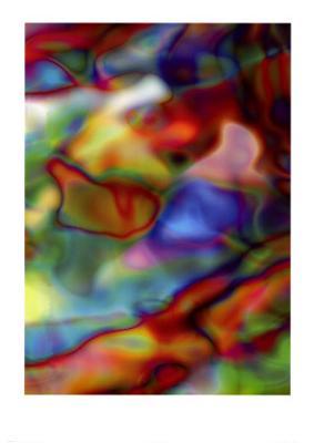 Substratum 2 l, c.2002 - Art Print