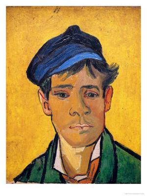 Young Man with a Hat, c.1888 - Giclee Print