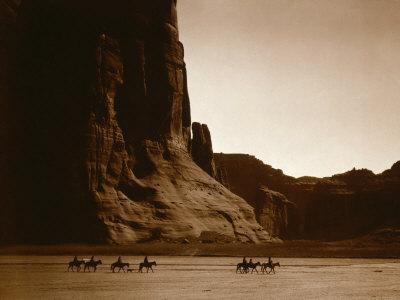 Canyon de Chelly, Navajo - Photo