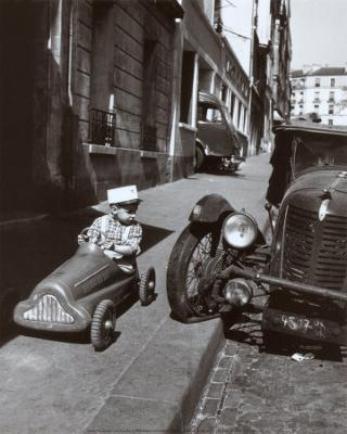 Bolides, Paris, c.1956 - Art Print