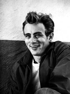 Rebel Without a Cause, James Dean, 1955 - Photo
