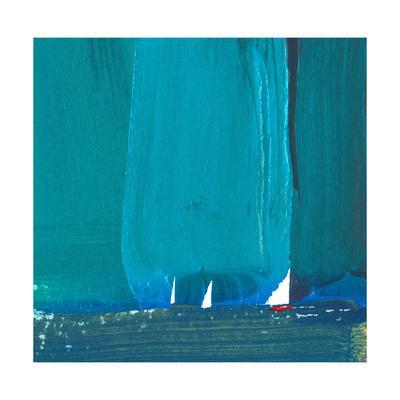 Sailboats with Blue Sky - Art Print