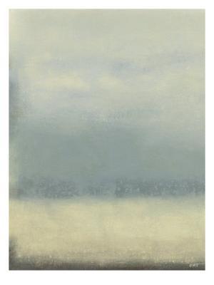 Coastal Rain II - Art Print