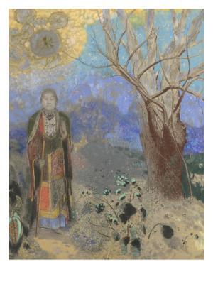 Le Bouddha - Giclee Print