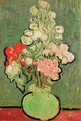 Bouquet of Flowers, 1890 - Giclee Print