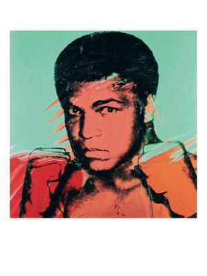 Muhammad Ali - Art Print