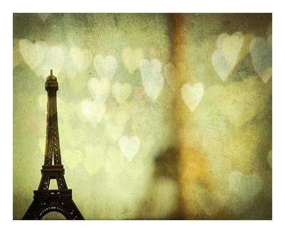 Paris is for Lovers - Art Print