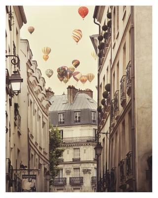 Paris is a Feeling - Art Print