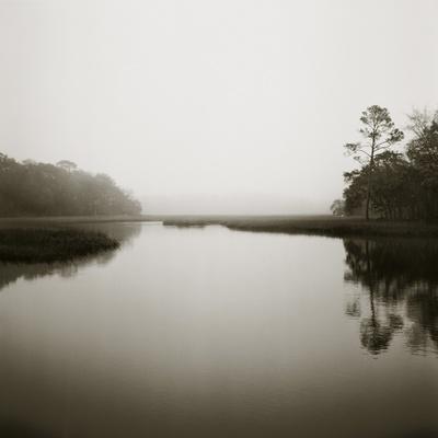 Neptune Beach Marsh - Photographic Print