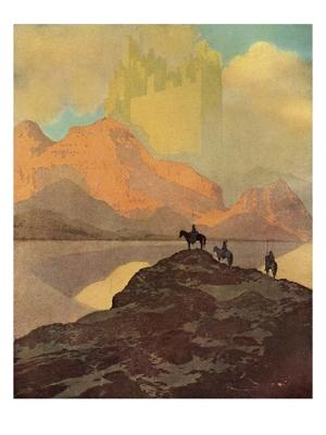 City of Brass - Giclee Print