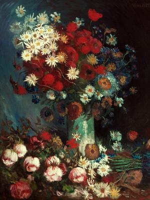 Van Gogh: Still Life, 1886 - Art Print