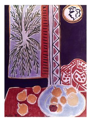 Matisse: Pomegranate, 1947 - Giclee Print