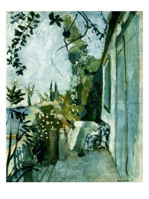 Matisse: Terrace, 1904 - Giclee Print
