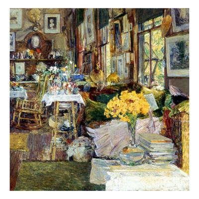 Room Of Flowers, 1894 - Giclee Print