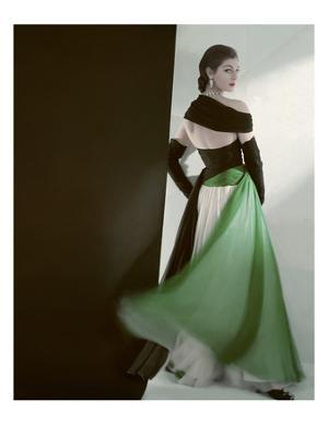 Vogue - April 1952 - Photographic Print