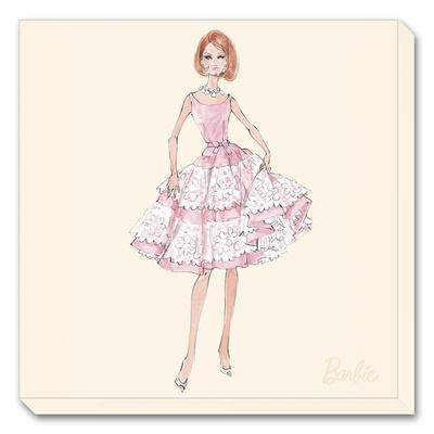 Barbie™, Southern Charm - Stretched Canvas Print