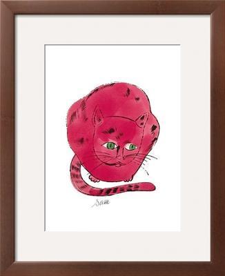 Red Sam, c.1954 - Framed Giclee Print