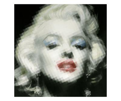 Marilyn - Premium Giclee Print