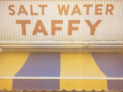 Taffy - Photographic Print