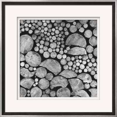 Lumber - Framed Photographic Print