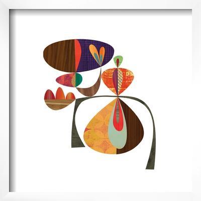 Sweet Springs - Framed Giclee Print