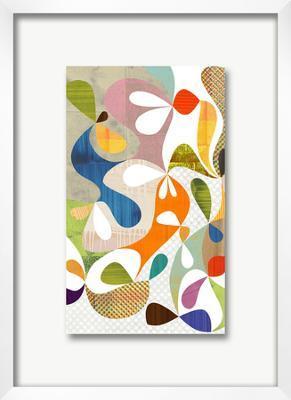 Mansfield - Framed Giclee Print