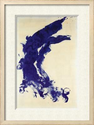 Anthropometrie (ANT 130), 1960 - Framed Art Print