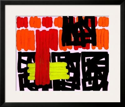 Incremental Identity, c.1993 - Framed Art Print