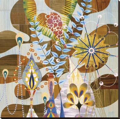 Strigosa (detail) - Stretched Canvas Print