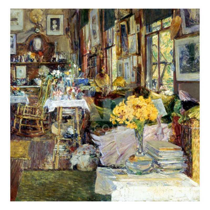 Room Of Flowers, 1894