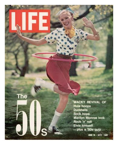 Revival Of The 50s
