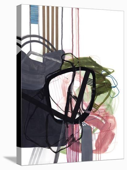 140206-Jaime Derringer-Stretched Canvas Print
