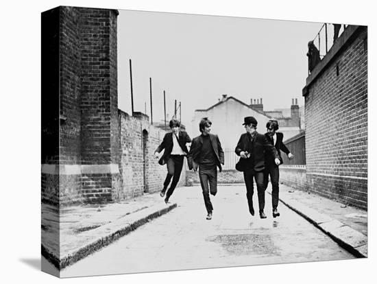 A Hard Day's Night, 1964--Stretched Canvas Print