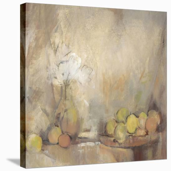A Moment of Study-Tim OToole-Stretched Canvas Print