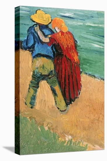 A Pair of Lovers, Arles, 1888-Vincent van Gogh-Stretched Canvas Print