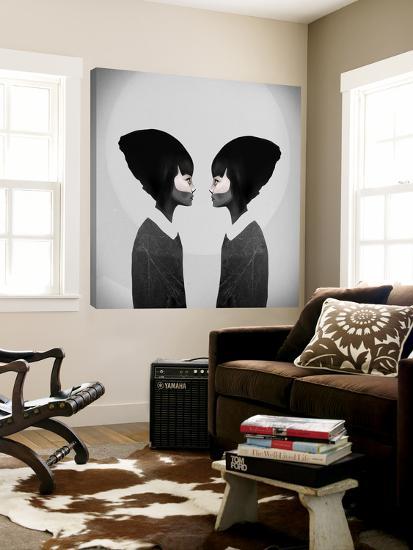 A Reflection-Ruben Ireland-Loft Art