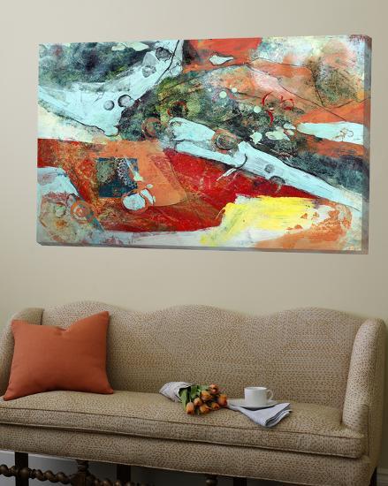 A River Runs Through-Rene Griffith-Loft Art