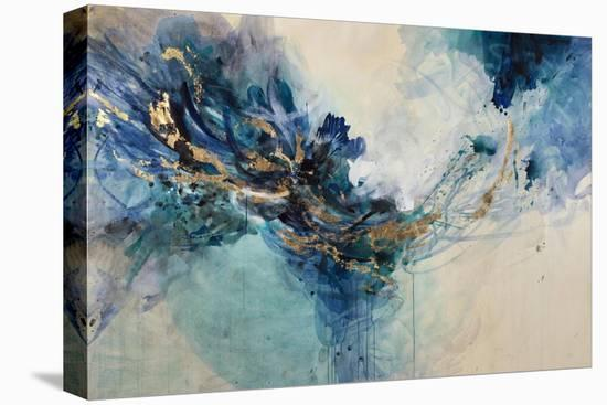 Accumulation of Gold-Kari Taylor-Stretched Canvas Print