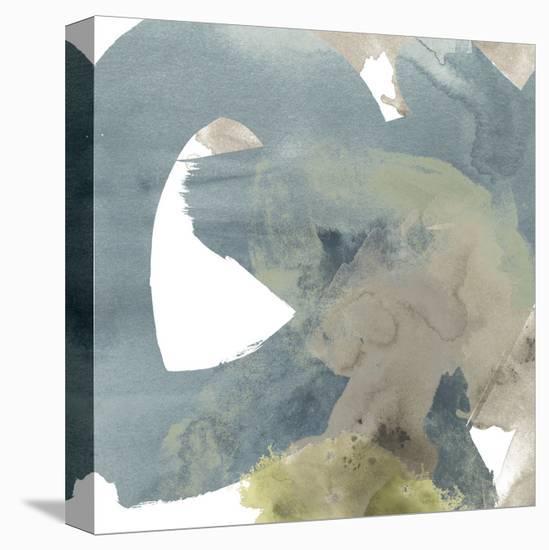 Agate Gesture I-June Erica Vess-Stretched Canvas Print
