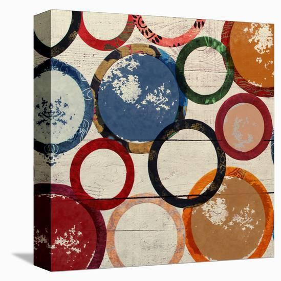 Air Bubbles-Irena Orlov-Stretched Canvas Print