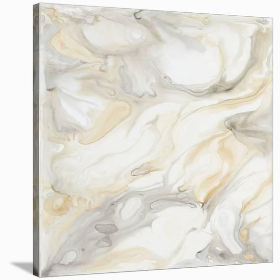 Alabaster III-Debbie Banks-Stretched Canvas Print