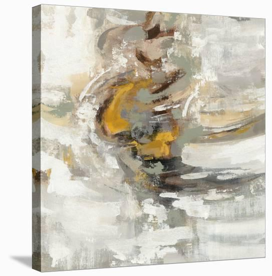 Amber Ring-Silvia Vassileva-Stretched Canvas Print