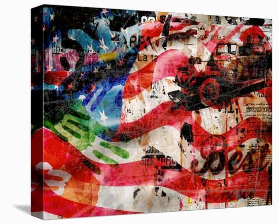 America's Best Choice-Irena Orlov-Stretched Canvas Print